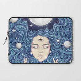 Trippy Chicks Laptop Sleeve