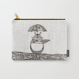 Happy Totoro Carry-All Pouch