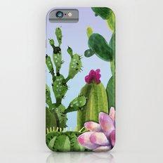 Cactus & Succulents Slim Case iPhone 6s