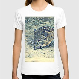 elephant shrew (Macroscelididae) T-shirt