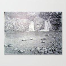 bw12 Canvas Print