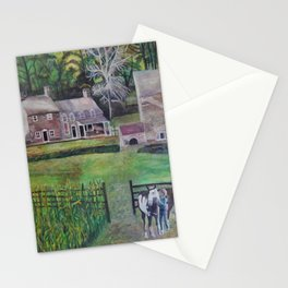 Lucky Hill Stationery Cards