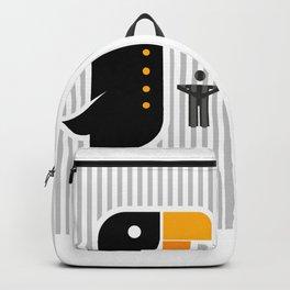 Angry birds or Angry Human #society6 #decor #buyart #artprint Backpack