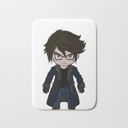 Goth Boy Bath Mat