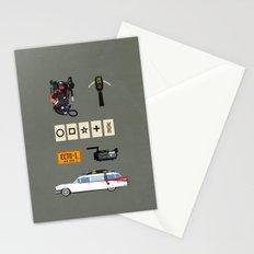 Ghostbusters v.2 Stationery Cards