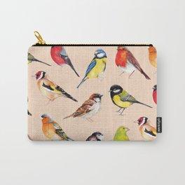 Garden Birds Collection Carry-All Pouch