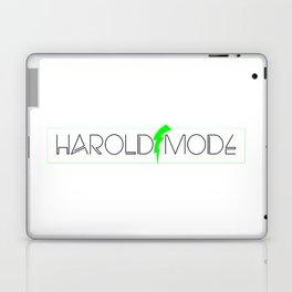 HaroldMode Laptop & iPad Skin