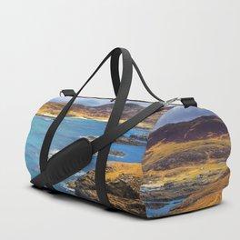 View from Ardnamurchan Duffle Bag