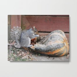 This is a bit chewy... Metal Print