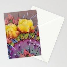 PRICKLY PEAR CACTUS Stationery Cards