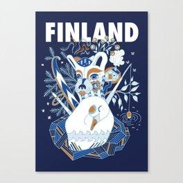 My Finland Canvas Print