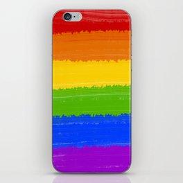 Rainbow Pride Flag iPhone Skin