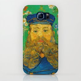 Vincent van Gogh - Portrait of Postman iPhone Case