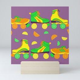 Fruit Roll Mini Art Print