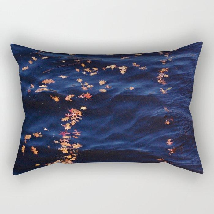 Alternate night sky Rectangular Pillow