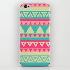 Tropical Tribal iPhone Skin