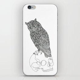 Night Owl  iPhone Skin