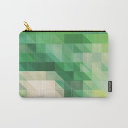 Tessellated Nature Carry-All Pouch
