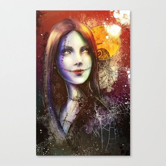 The Rag Doll Canvas Print