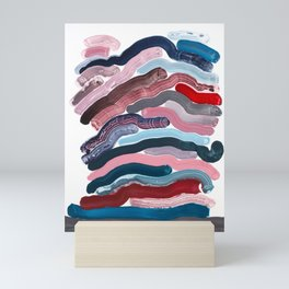 Stack 41 Mini Art Print