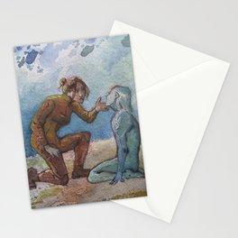 Memoria (close-up) Stationery Cards