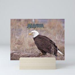 Alaska Bald Eagle Mini Art Print