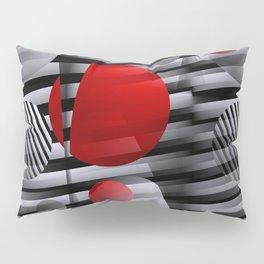 3D - abstraction -38- Pillow Sham