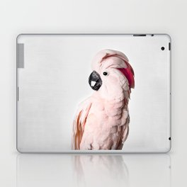 Pink Cockatoo Laptop & iPad Skin