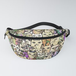 Sunshine Cats Fanny Pack