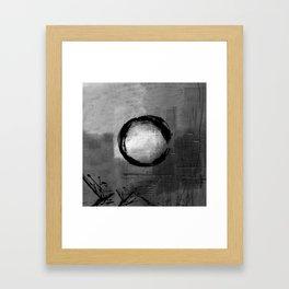 Enso No.MM13J by Kathy Morton Stanion Framed Art Print