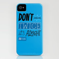 It's Alright. Slim Case iPhone (4, 4s)