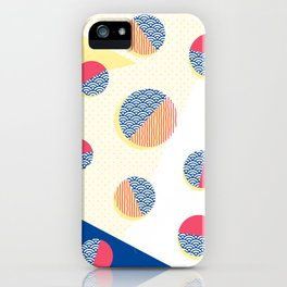 Japanese Patterns 01 iPhone Case