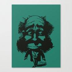 THE ENVIOUS MAN Canvas Print