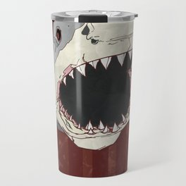 Blood in the Water Travel Mug