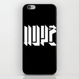 NOPE. #2 iPhone Skin