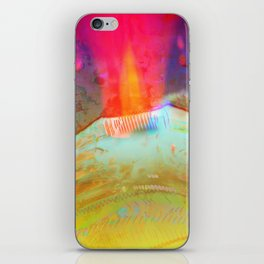 Volcanic Eruption II iPhone Skin