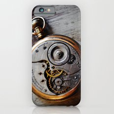 The Conductor's Timepiece - 1 iPhone 6s Slim Case