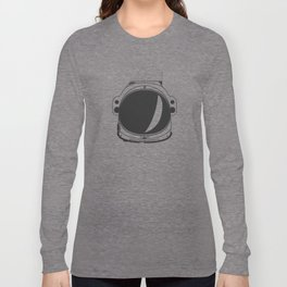 Cosmonaut helmet Long Sleeve T-shirt