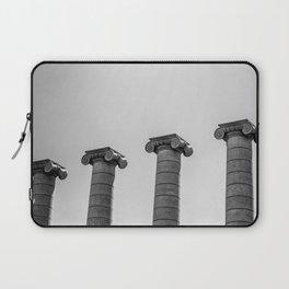 The Four Columns Laptop Sleeve