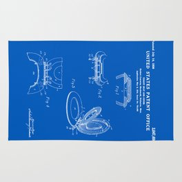 Toilet Seat and Cover Patent - Blueprint Rug