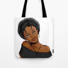 Her Design Tote Bag