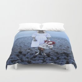 Innocence Duvet Cover