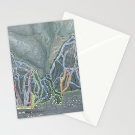 Attitash Mountain Resort Stationery Cards