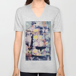 Painting No. 2 Unisex V-Neck