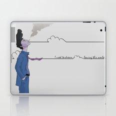 Slipping Away Laptop & iPad Skin