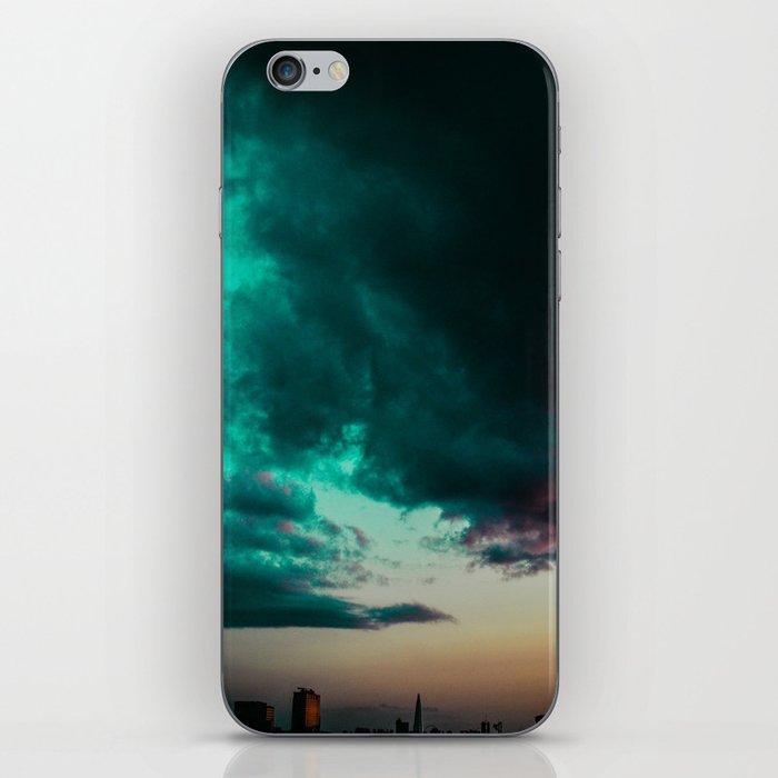 Dark Clouds iPhone Skin