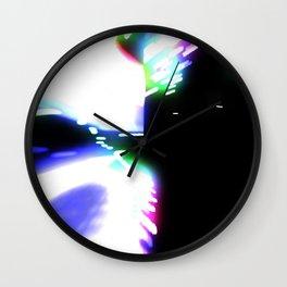 Warp Speed Wall Clock