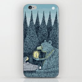 'Night Light' iPhone Skin