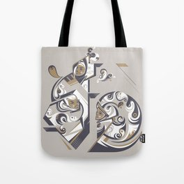 Coffee with milk Tote Bag