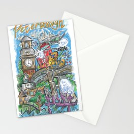 PTBO Mashup Stationery Cards